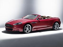 Autosalon Ženeva: Aston Martin DBS Volante: titulní fotka