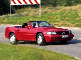 Pod lupou: Mercedes-Benz SL – generaci R129 je dvacet let: titulní fotka