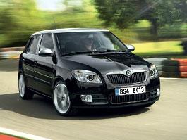 Škoda Fabia Sportline:
