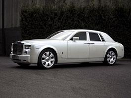 Rolls-Royce Phantom: Pearl White od Project Kahn: titulní fotka