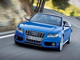 Audi A5/S5 cabriolet: velká fotogalerie: titulní fotka