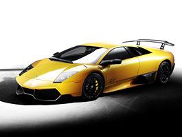 Autosalon Ženeva: Lamborghini Murcielago LP670-4 SuperVeloce: titulní fotka