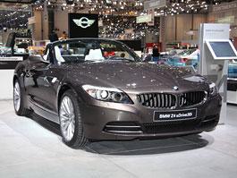 Autosalon Ženeva: BMW Z4 živě: titulní fotka