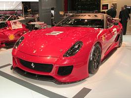 Autosalon Ženeva: Ferrari 599XX: titulní fotka