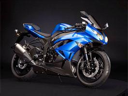 Kawasaki zve na prezentaci modelů 2009: titulní fotka