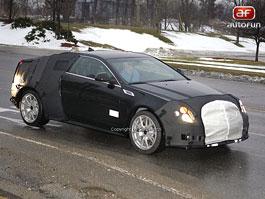 Spy Photos: Cadillac CTS V Coupé: titulní fotka
