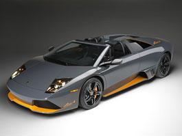 Lamborghini Murciélago LP 650-4 Roadster - první oficiální fotografie: titulní fotka
