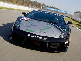 Lamborghini Blancpain Super Trofeo: nový název pro nový seriál závodů: titulní fotka
