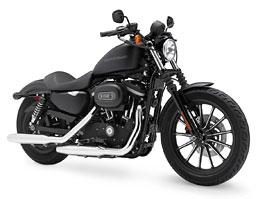Harley-Davidson představuje Sportster Iron 883: titulní fotka