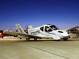 Terrafugia Transition: letadlo schopné jízdy po silnici: titulní fotka