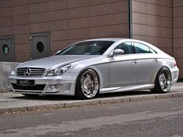 Mercedes-Benz CLS: nabroušený vzhled od MEC Design: titulní fotka