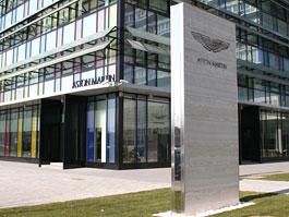 Aston Martin: nový showroom v Záhřebu, později i v Praze: titulní fotka