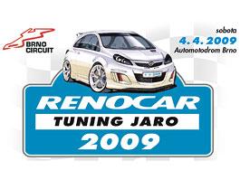 Renocar Tuning Jaro 2009: pozvánka na sraz: titulní fotka