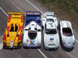 Porsche představilo legendy 12 hours of Sebring: titulní fotka