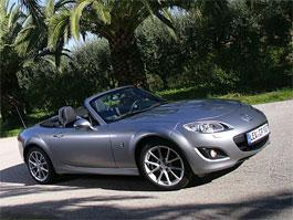 Mazda MX-5: chystají se velké změny: titulní fotka