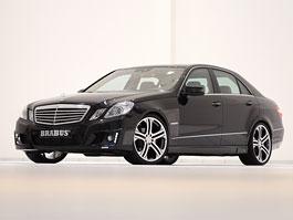 Mercedes-Benz třídy E: Brabus nabízí více síly pro E500: titulní fotka