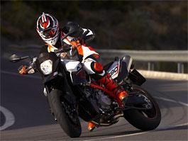 Testovací den KTM 2009: titulní fotka