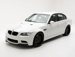 BMW M3: karbonové díly od Vorsteiner: titulní fotka