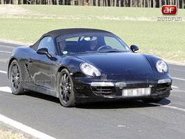 Spy Photos: Porsche Boxster: titulní fotka