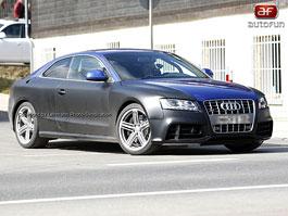 Spy Photos: Audi RS5: titulní fotka