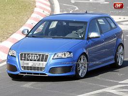 Spy Photos: Audi RS3: titulní fotka