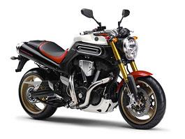 Yamaha MT-01 SP: limitovaná edice pro rok 2009: titulní fotka