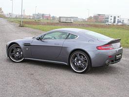 Aston Martin V8 Vantage: vyšší výkon od Cargraphic: titulní fotka