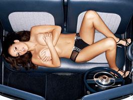 Kalendář - Miss Tuning 2009: titulní fotka