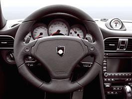 Gemballa: nový volant pro Porsche s PDK: titulní fotka