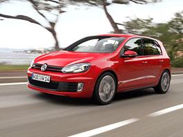 Za volantem: Volkswagen Golf GTI: titulní fotka