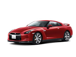 World Performance Car of the Year 2009 je Nissan GT-R: titulní fotka