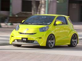 Scion iQ: nazlobená konkurence Smartu: titulní fotka