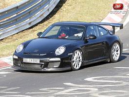 Spy Photos: Porsche GT3 RS: titulní fotka