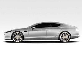 Aston Martin Rapide: další foto a základní informace: titulní fotka