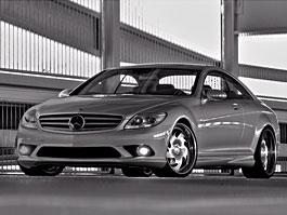 Wheelsandmore CL45: více síly pro Mercedes-Benz CL 500: titulní fotka