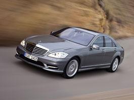Mercedes má nový AMG Sports paket pro třídu CL a S: titulní fotka