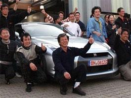 Nissan GT-R opět zlepšil svůj čas na Nordschleife: titulní fotka