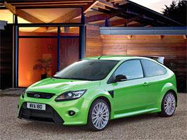 Ford Focus RS už má svou českou cenu: titulní fotka