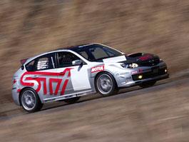 Tovární Impreza STI pojede 24 hodin na Nürburgringu: titulní fotka