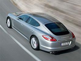 Porsche Panamera Turbo podrobně (4x video): titulní fotka