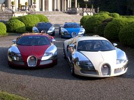 Bugatti oslavilo na Villa d´Este stoleté výročí: titulní fotka