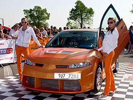 Fashion Cars Vysoké Mýto: Móda v trysku: titulní fotka