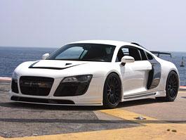 PPI Razor GTR: silně přiostřené Audi R8: titulní fotka