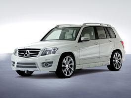 Mercedes-Benz GLK: nová sada doplňků od Lorinseru: titulní fotka