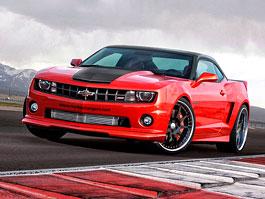 Chevrolet Camaro SS by Artisan: přidej tam dvě turba, Johne!: titulní fotka