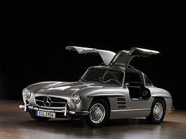 Mercedes-Benz 300 SL: skvělá replika od GULLWING AG: titulní fotka