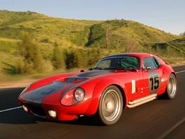 Shelby Daytona Coupe Le Mans Edition: replika závodní hvězdy: titulní fotka