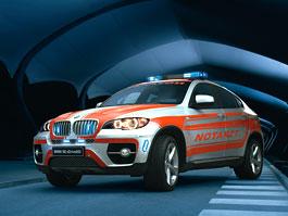 BMW X6: opravdu rychlá první pomoc!: titulní fotka