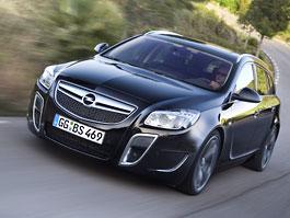 Opel Insignia Sports Tourer OPC: další upalující stěhovák: titulní fotka