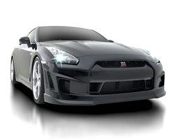 Nissan GT-R: aerodynamický paket Ventross: titulní fotka